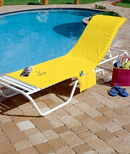 Lounge Deck Chair Chaise Covers With Pocket Converts To Tote Cotton Cruise Wish List Deck Chairs Colorful Chairs Garden Lounge Chairs