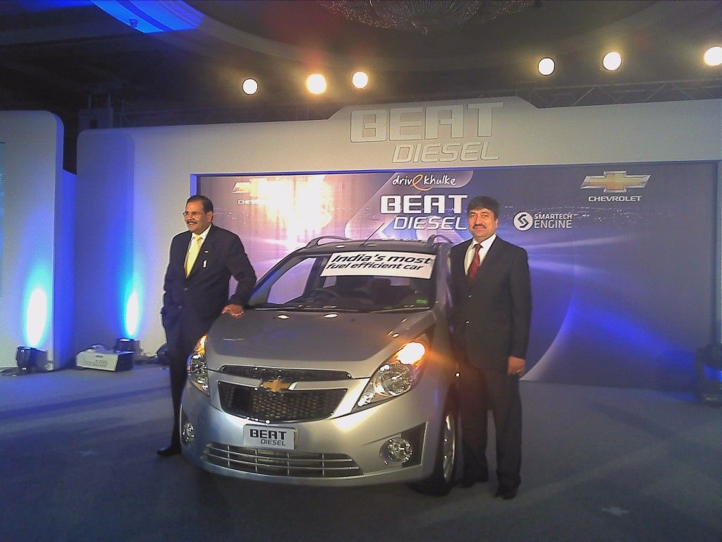 Get new launched chevrolet beat diesel car in india and its price photos with autoinfoz