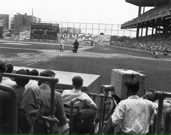 Pin by Rick on Vintage Stadiums Mlb games, Baseball