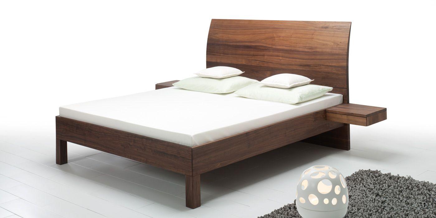 Luxlet - metallfreie Holzbetten - Designbett in Holz | leglo | Pinterest