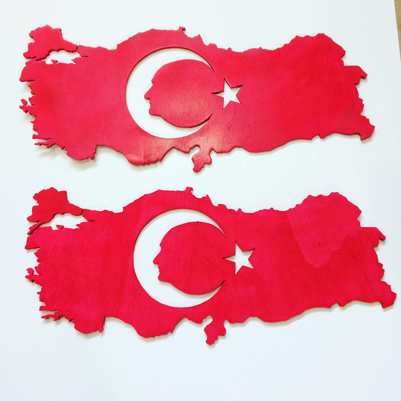 Ataturk Ayyildiz Turkiye Cizimler Boyama Sayfalari Tablolar