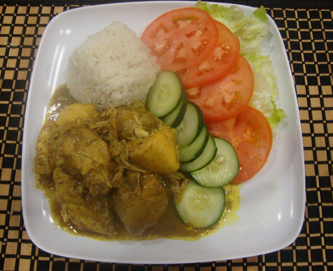 Jamaican curried chicken food wonderful glorious food jamaican curried chicken ghana foodcaribbean recipesisland forumfinder Gallery