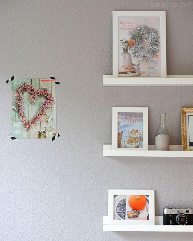 unsere neue k che nebel im november regale shelfes pinterest k che neue k che und. Black Bedroom Furniture Sets. Home Design Ideas