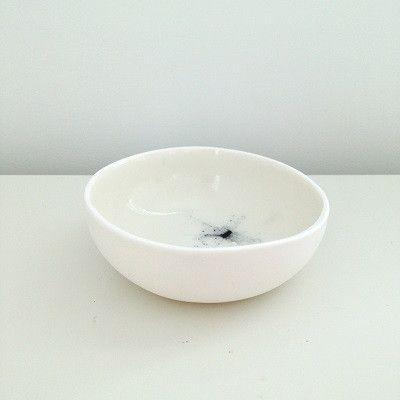 Stardust bowl - White - Studio Enti Antlerandmoss.com