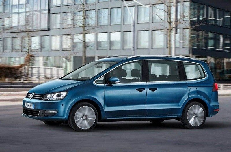 2020 Vw Sharan Connect Release Date