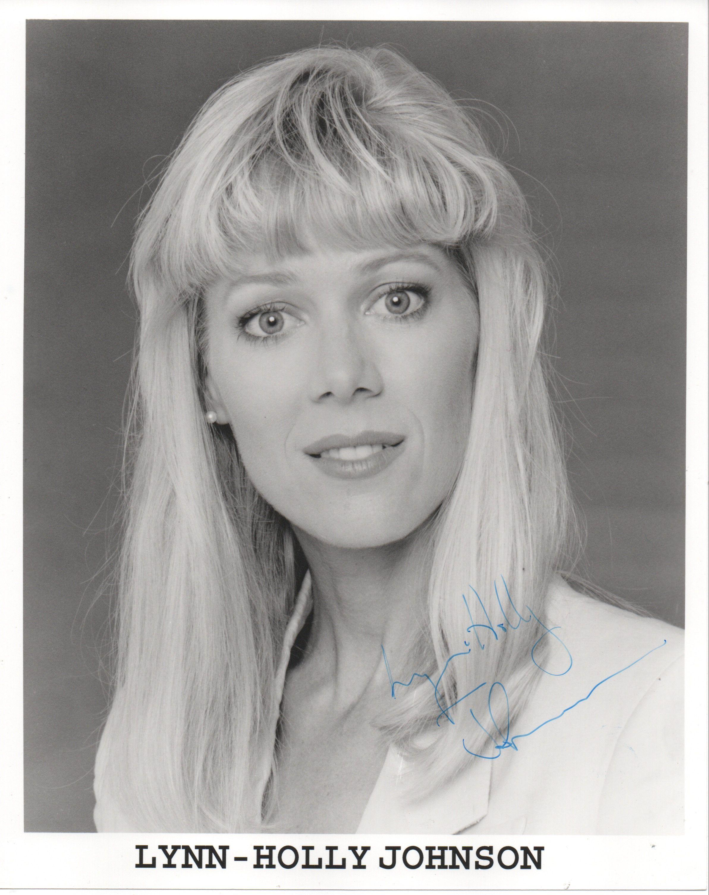 Lynn Holly Johnson | Holly johnson, Johnson, Lynn