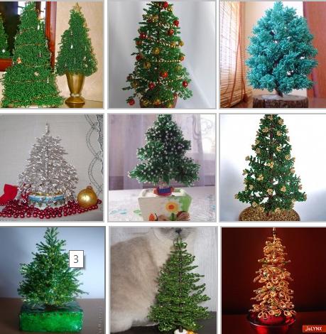 Como Hacer Un Arbol De Navidad Con Mostacillas Hacer Arbol De Navidad Arbol De Navidad Manualidades Arte De Navidad