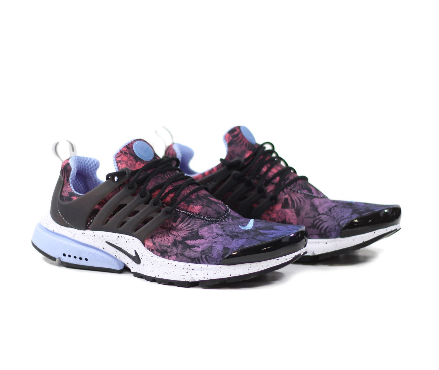 075d6eedc1ae NIKE Air Presto GPX - Aluminum Black-White Sock Shoes