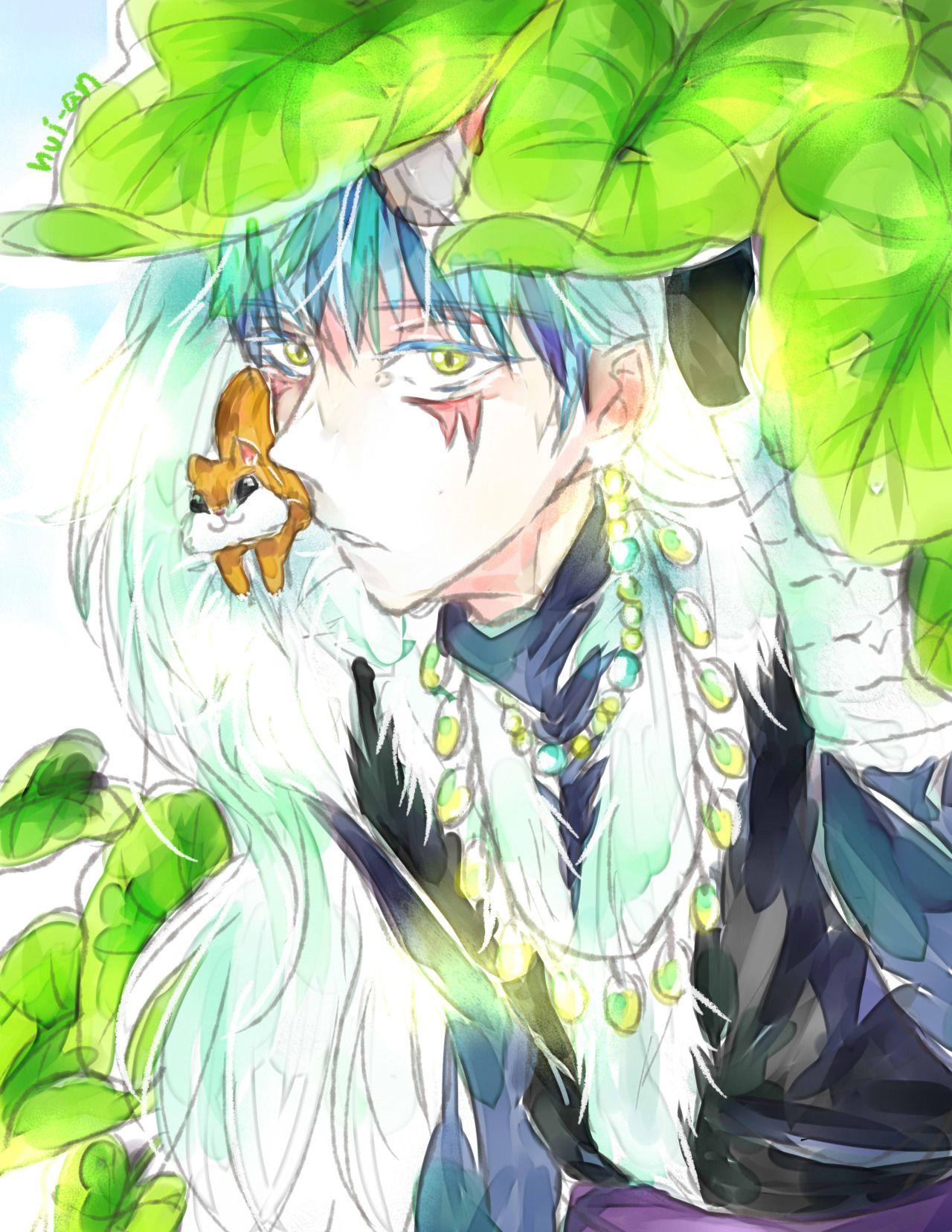 My favorite dragon Akatsuki, Akatsuki no yona, Anime