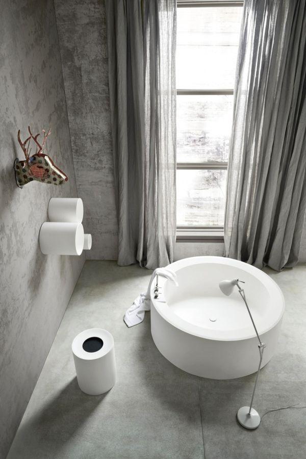 20 runde badewanne designs die das bad in ein paredies. Black Bedroom Furniture Sets. Home Design Ideas