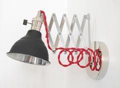 Original Scissor Lamp (Round Base) – Long Made Co.