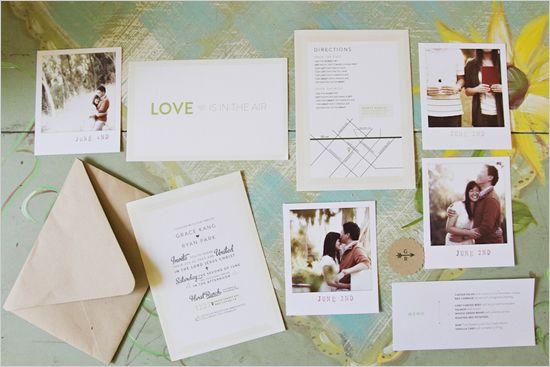 Diy rustic santa barbara wedding film eilings park redmond digital media august topic - Polaroid karten ...