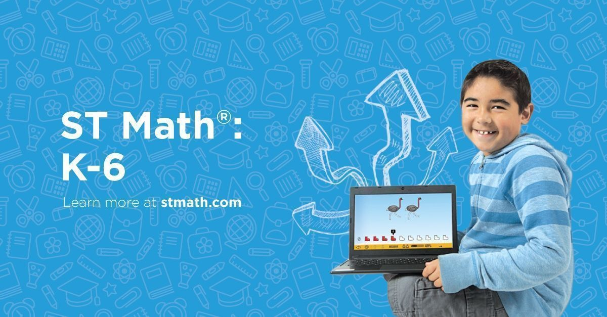 ST Math Homeschool guides every student through a unique path of ...