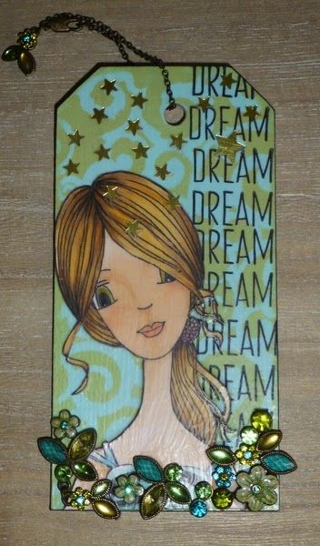 Paper Artsy CLARE LLOYD 04 ECLECTICA3 Rubber Cling Stamp ECL04 at Simon Says STAMP!