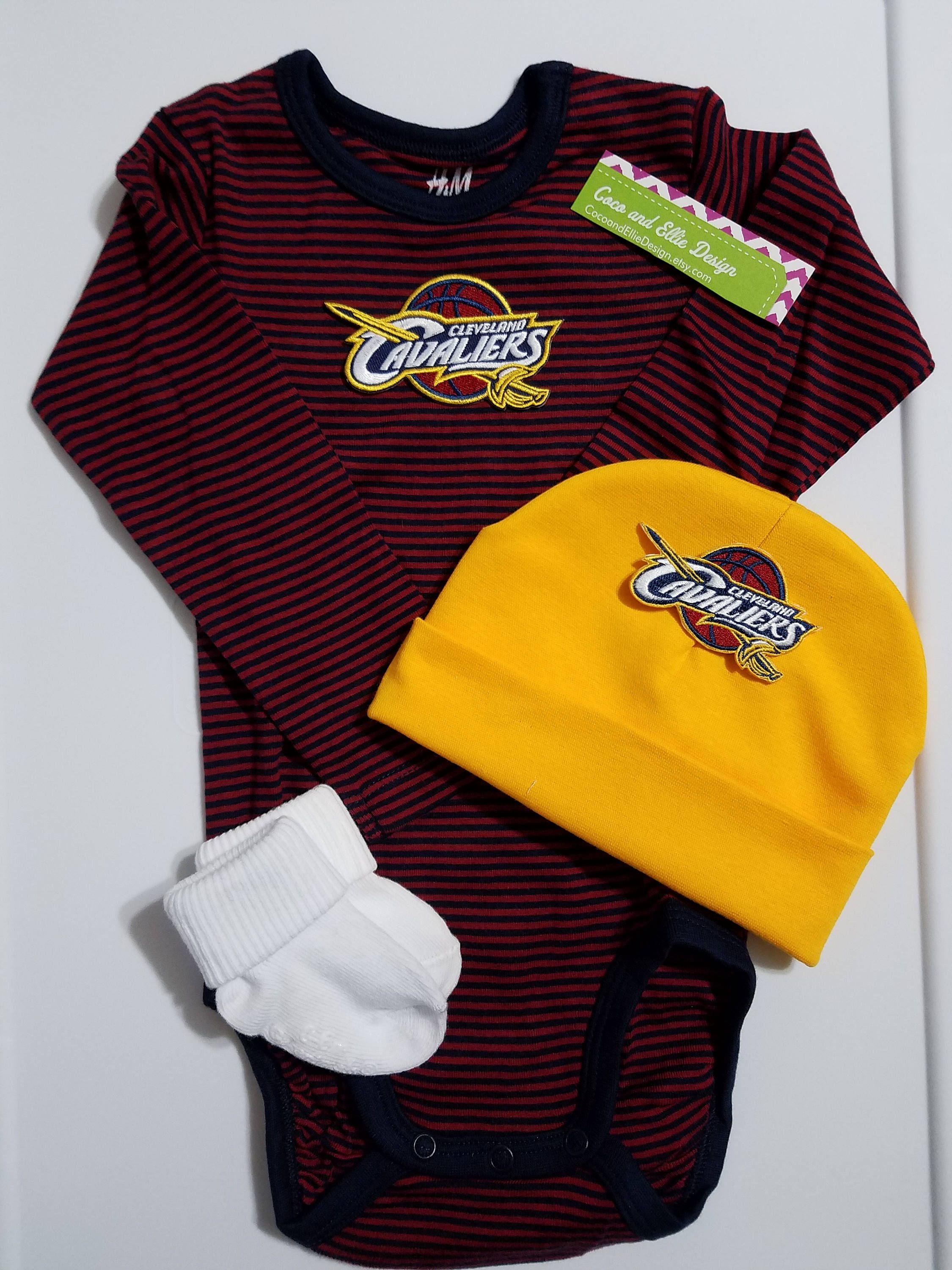 huge discount 4f232 e805b cleveland cavaliers baby outfit-cleveland Cavaliers baby ...