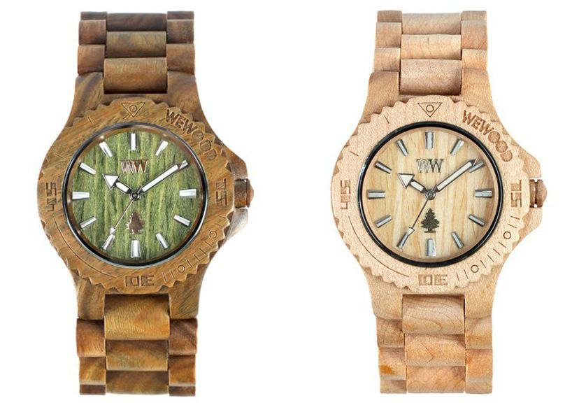Wewood Date Crono Wewood Watches Wood Watch Wooden Watch