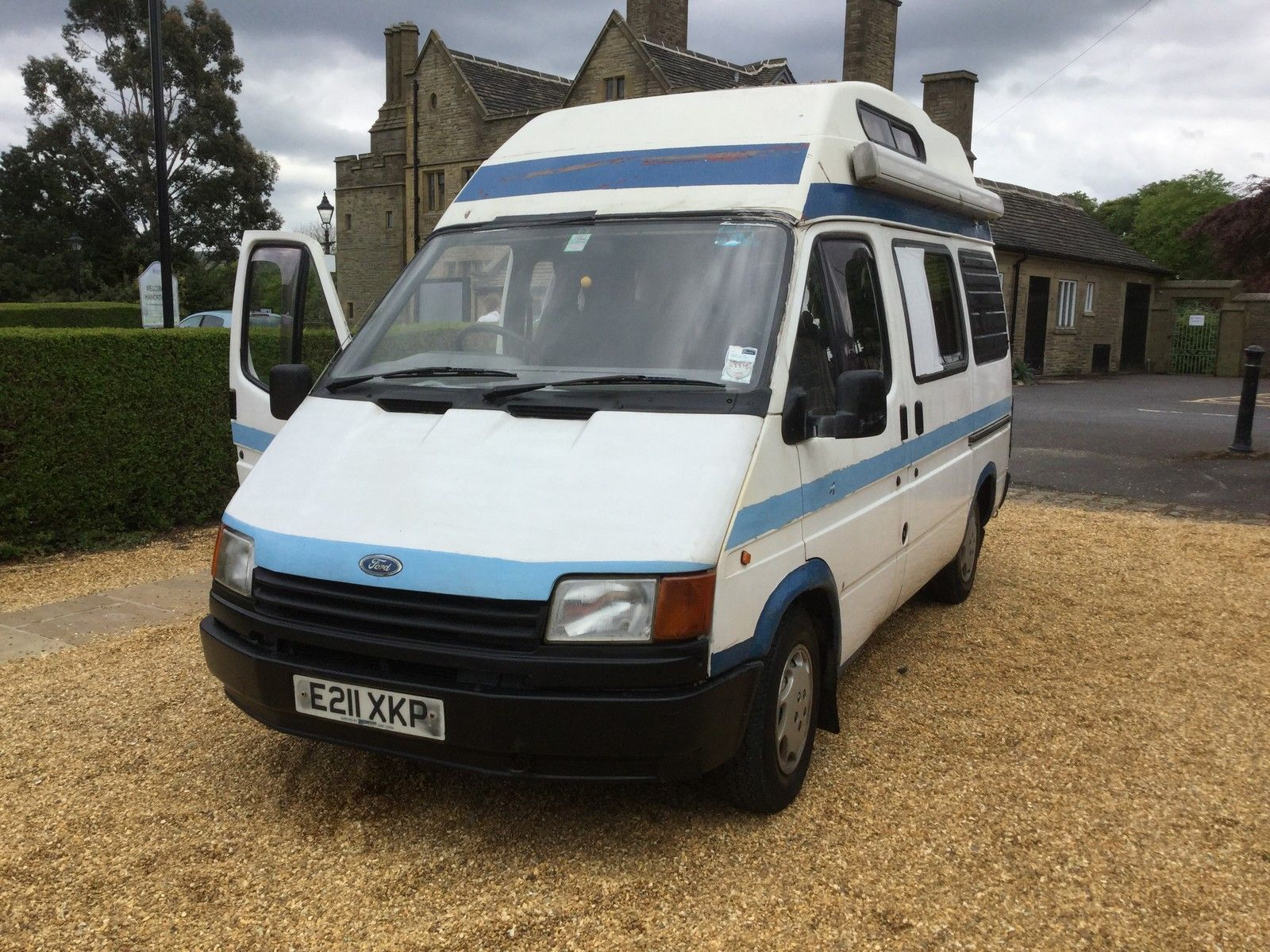 Http Www Ebay Co Uk Itm Ford Transit Flair Autosleeper Motorhome