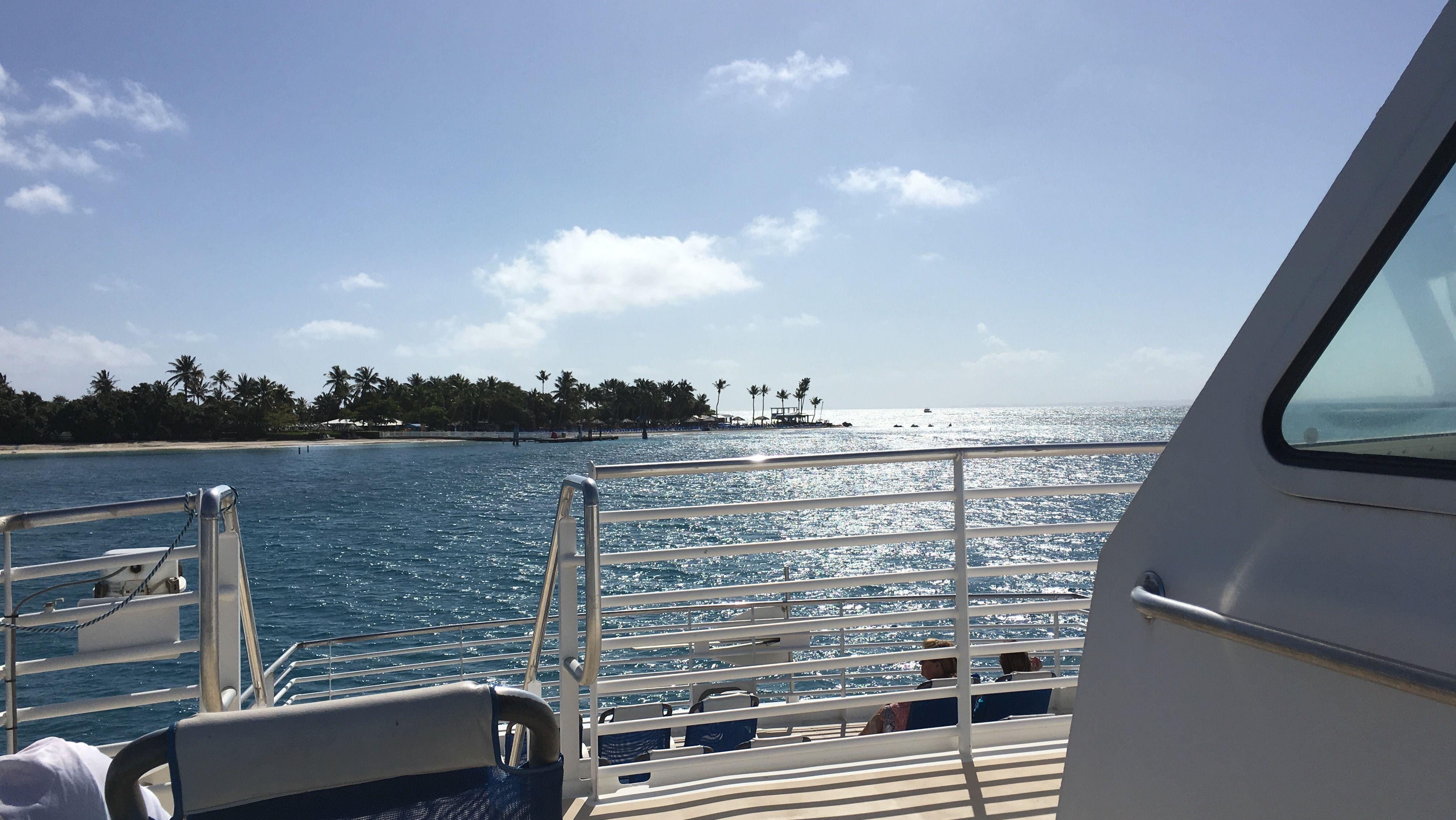 Palomino Island...