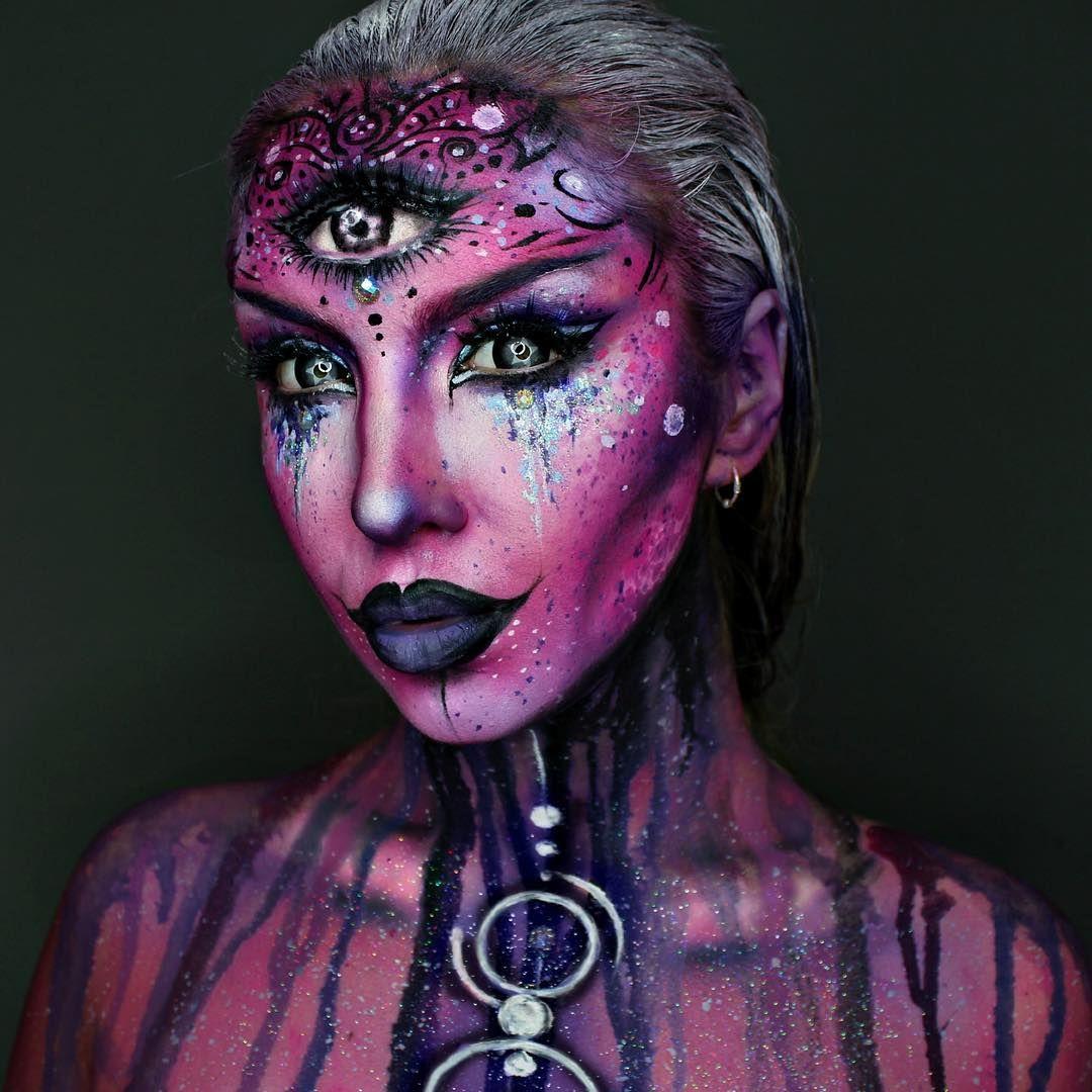 ellie35x | Make | Pinterest | Fantasía, Maquillaje y Maquillaje ...
