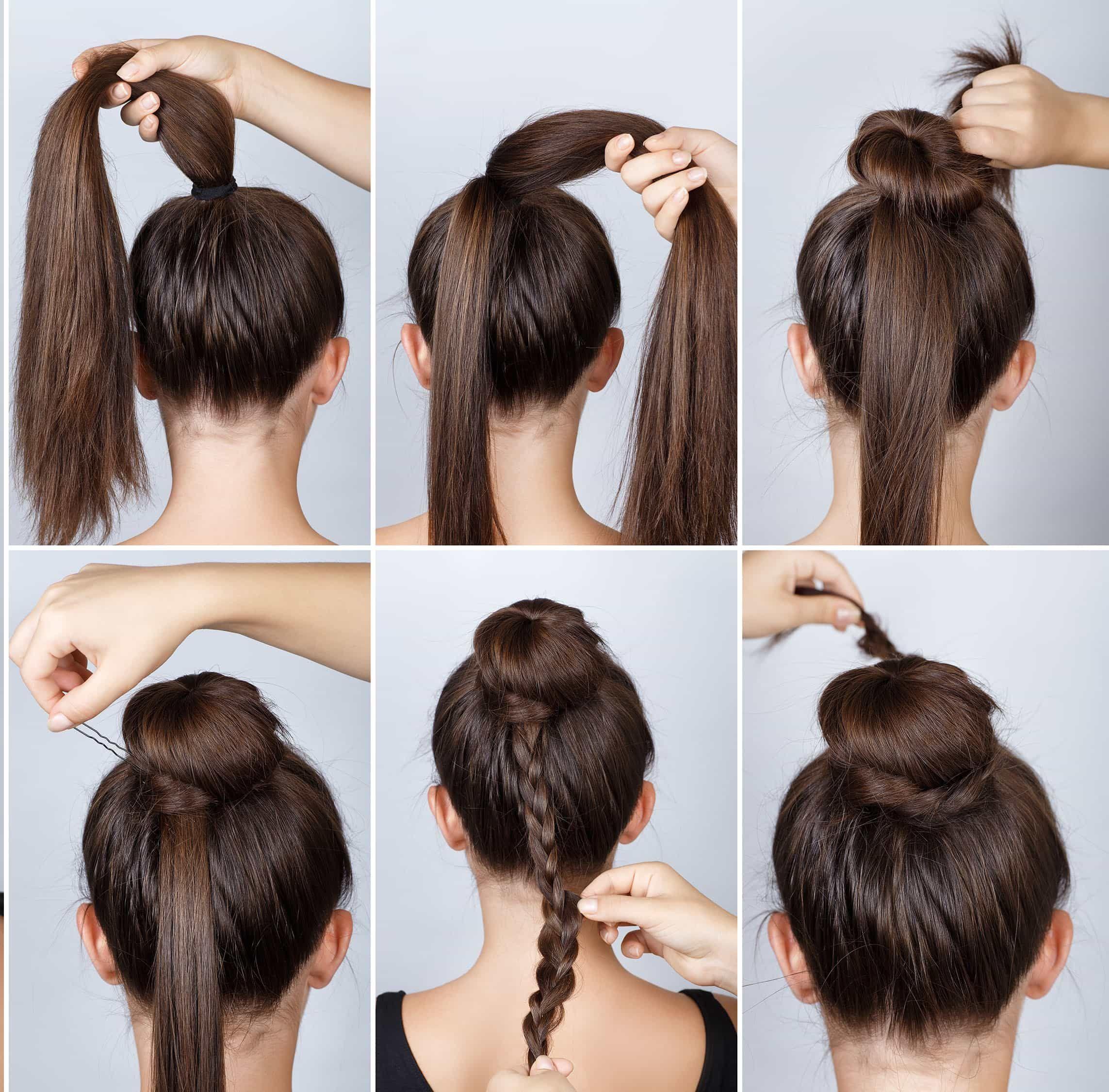 включает как сделать красивый пучок из волос фото желтом море, удивляйтесь