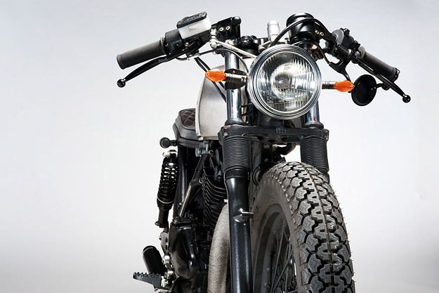 This 1981 Suzuki GN400 is one of those increasingly rare custom motorcycles that was built for under $1,000—without actually looking like it was built for under $1,000.