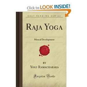 Raja #Yoga: #Mental #Development (Forgotten Books) by Yogi