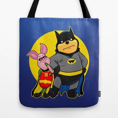 Winnie The Pooh Batman iphone case