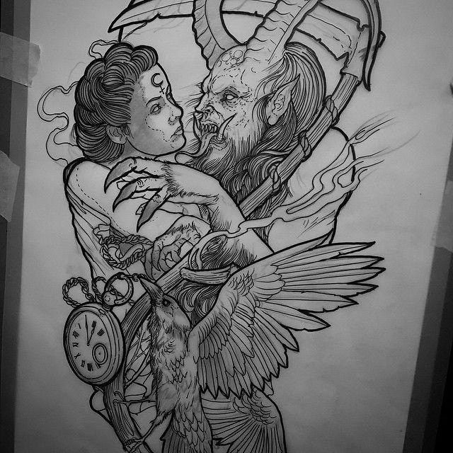 Done by Robert Borbas, tattoo artist at Dark Art Tattoo (Budapest), Hungary TattooStage.com - Rate & review your tattoo artist. #tattoo #tattoos #ink