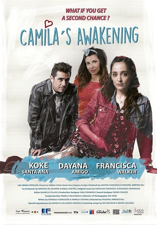 Watch El Despertar de Camila Full-Movie Streaming