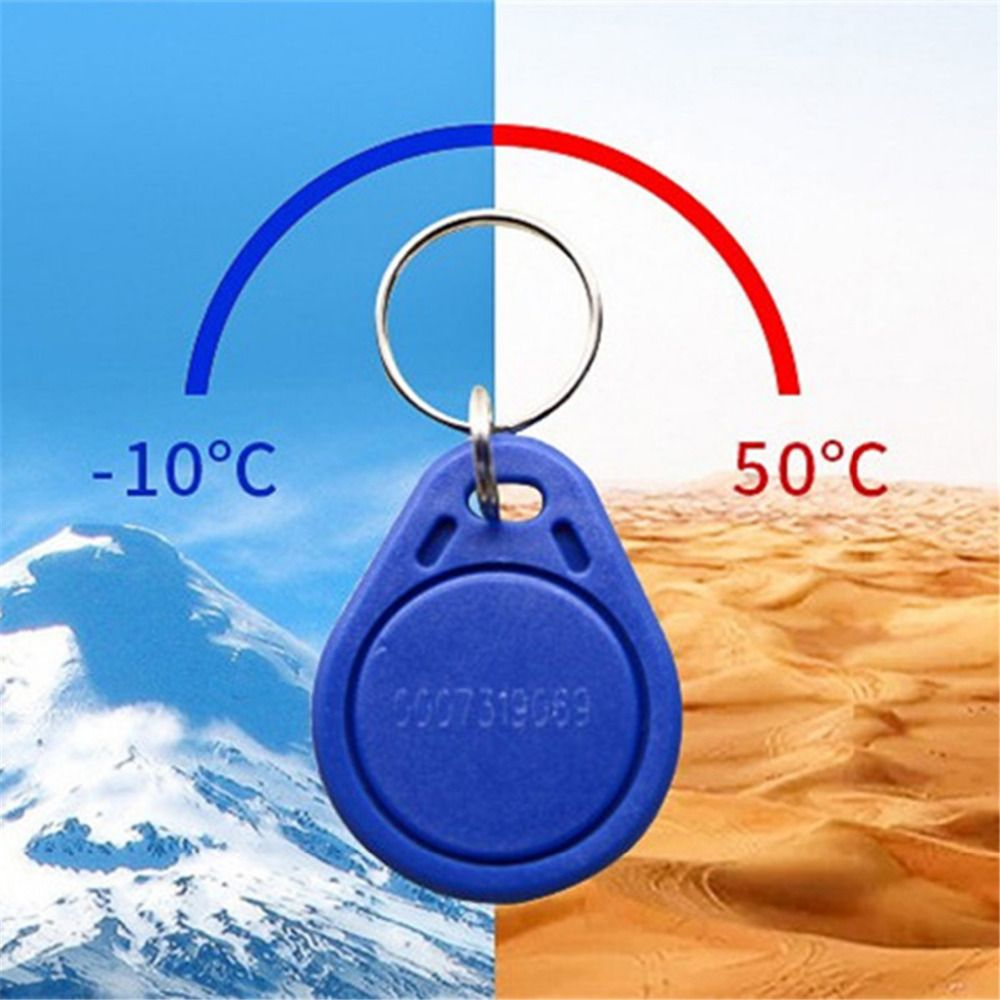 Free Samples 100pcs Handheld 125khz Id Keyfob Rfid Tag Tk4100 Em4100 Access Control Time Attendance Card Sticker Key Fob Token R Rfid Tag Nfc Sticker Rfid