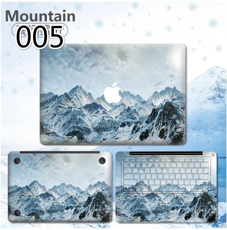 大理石柄MacBook Air Pro Retinaシール抽象画11 12 13全面落書きマックブック エアー