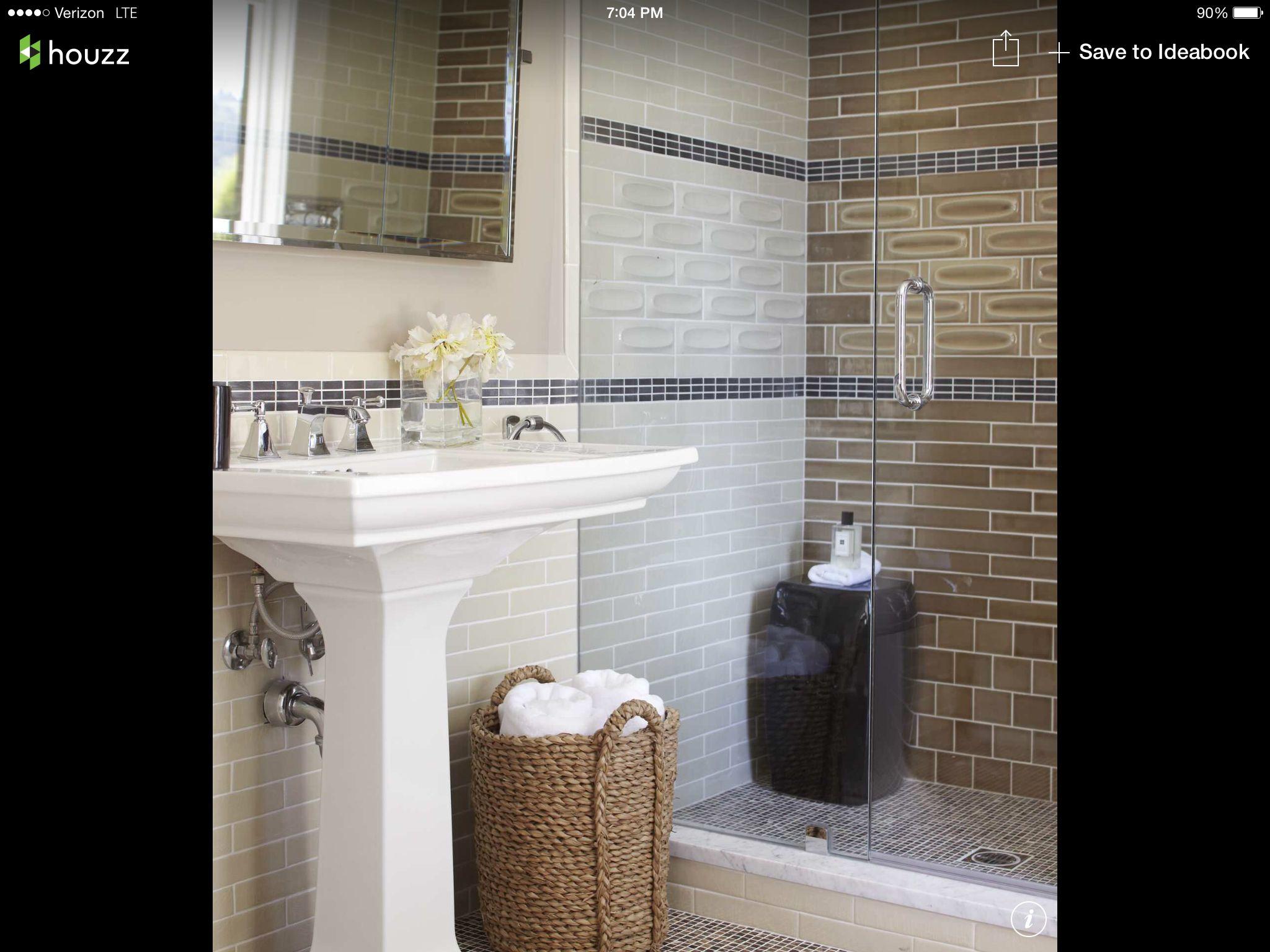 Bathroom sink houzz.com | Ohh la la bathroom | Pinterest | Houzz and ...