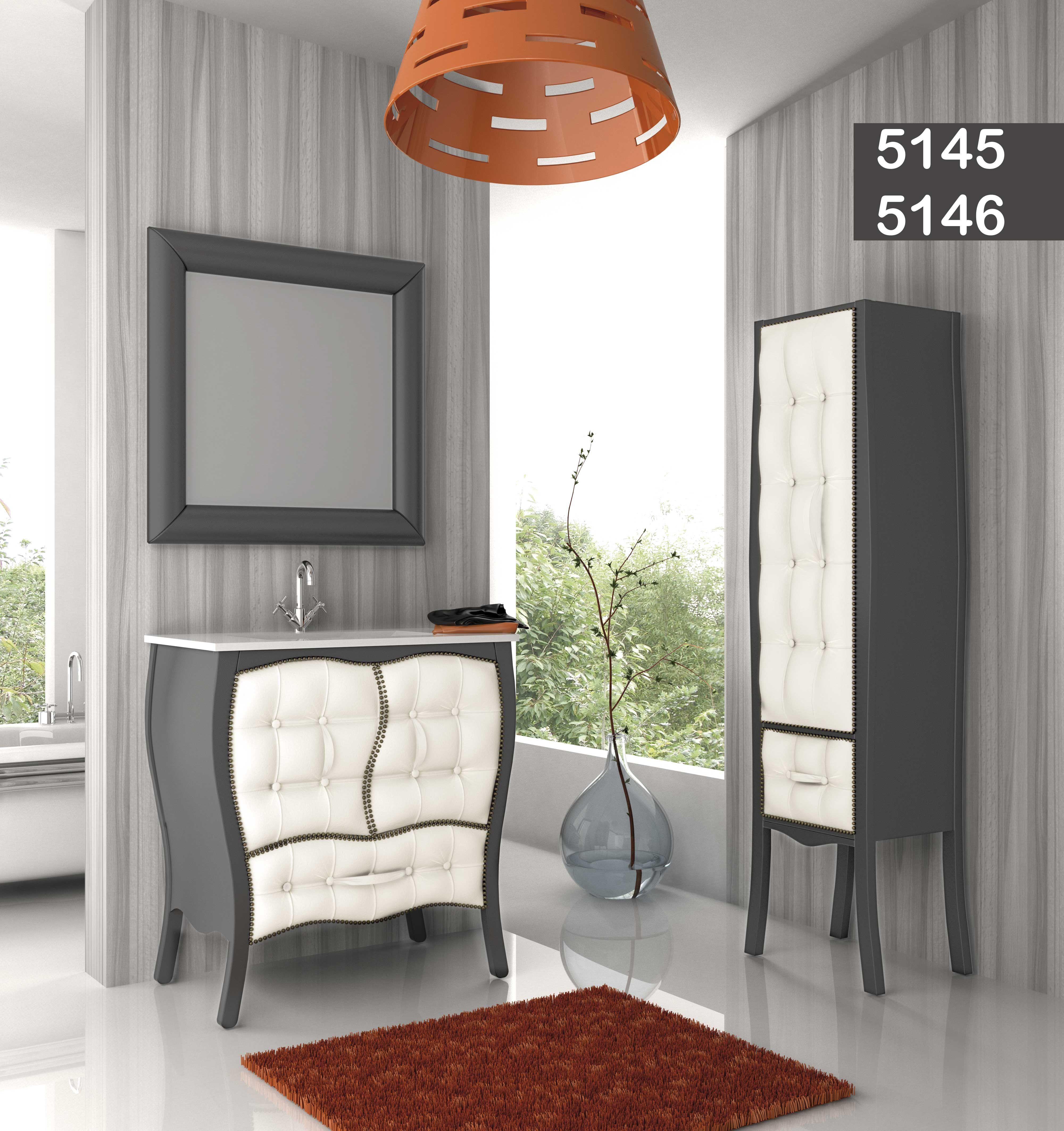 Muebles de baño de madera, a medida y de gran calidad