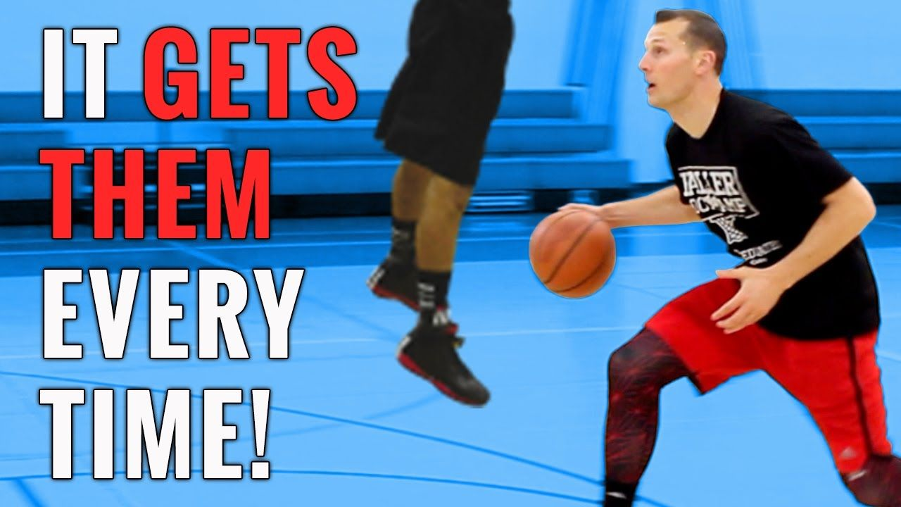 Basketball Tutorial How To Pound and Stab Dribble Moves
