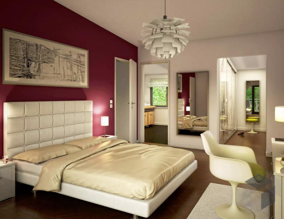 Schlafzimmer Impression aus einem Bien-Zenker Haus | Schlafzimmer ...