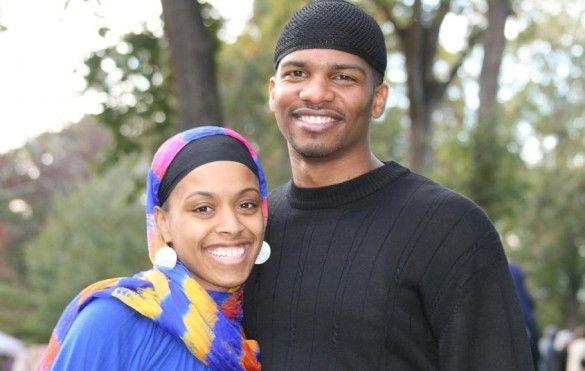 Hasil gambar untuk moslem happy couple