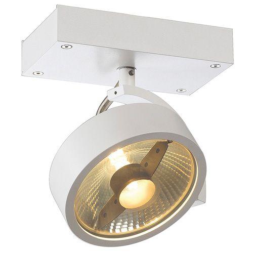 KALU 1 Deckenleuchte ES111 75W Strahler \ Spots Innen Leuchten - deckenleuchte wohnzimmer modern