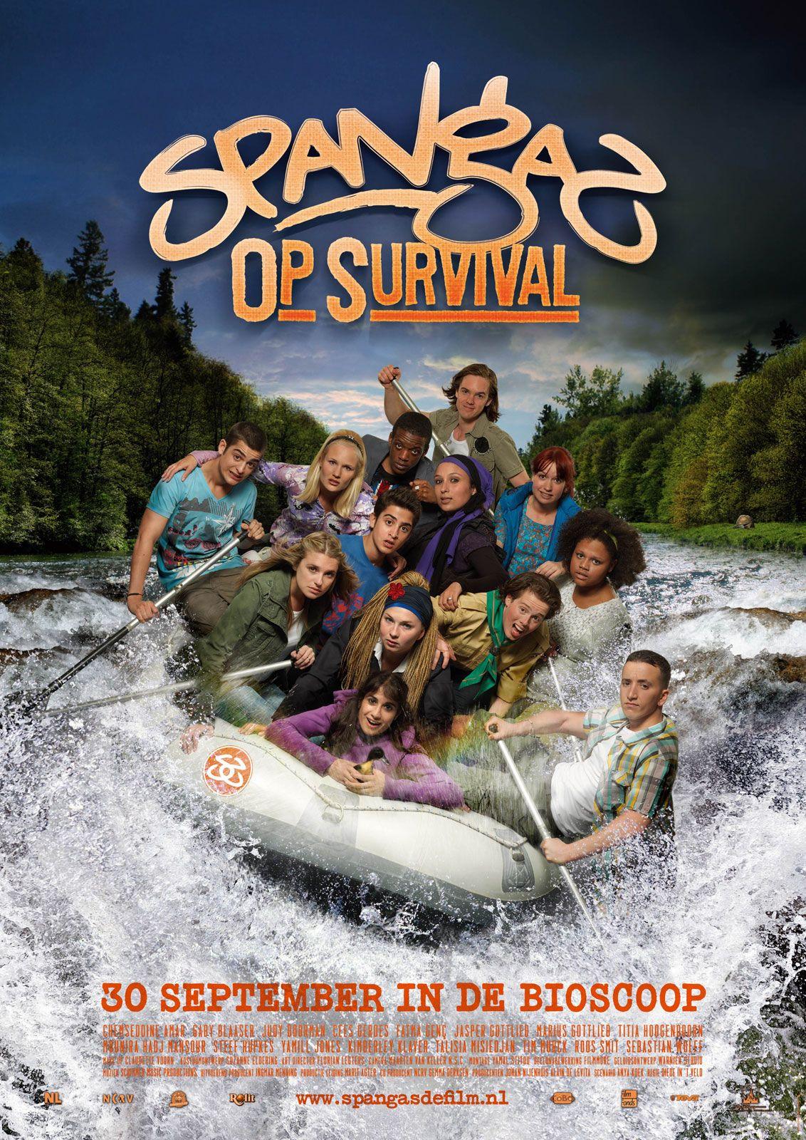 Spangas Op Survival Kinderfilms Film Survival