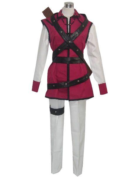 Fushigi Yugi Tasuki Cosplay Costume In Chapter 17