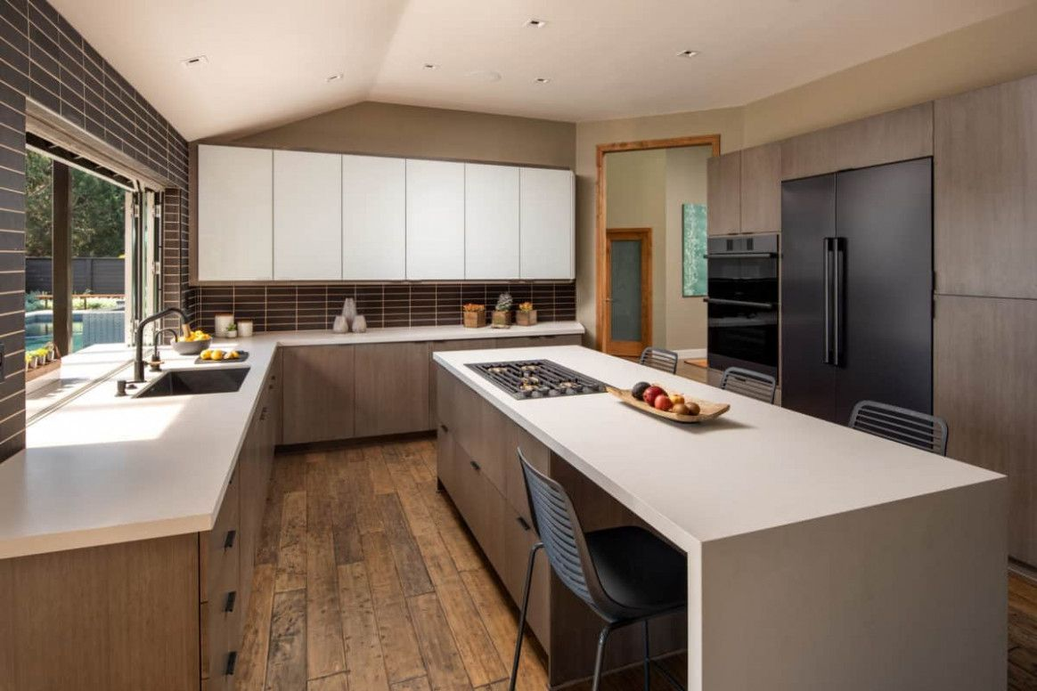 How To Calculate Linear Feet For Kitchen Cabinets - Wood ...