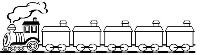 tren vagones colorear   Buscar con Google | Education