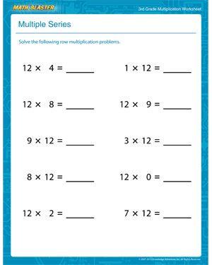 Multiplication Quiz Free Printable Multiplication Worksheets Kids Math Worksheets 3rd Grade Math
