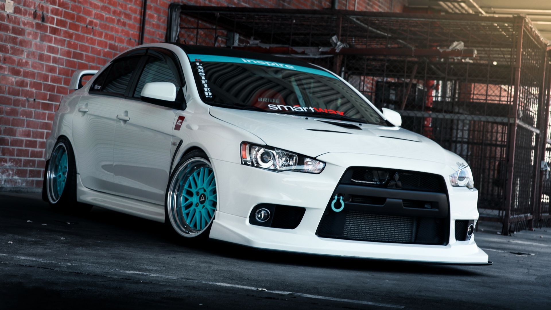 1920x1080 Wallpaper Mitsubishi Lancer Evo X Tune With Images