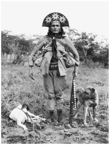 Virgulino Ferreira O Lampiao A Famous Bandit Of The Brazilian