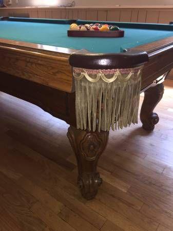 Olhausen Billiards Pool Table Billiard Pool Table Pool Table Billiards Pool