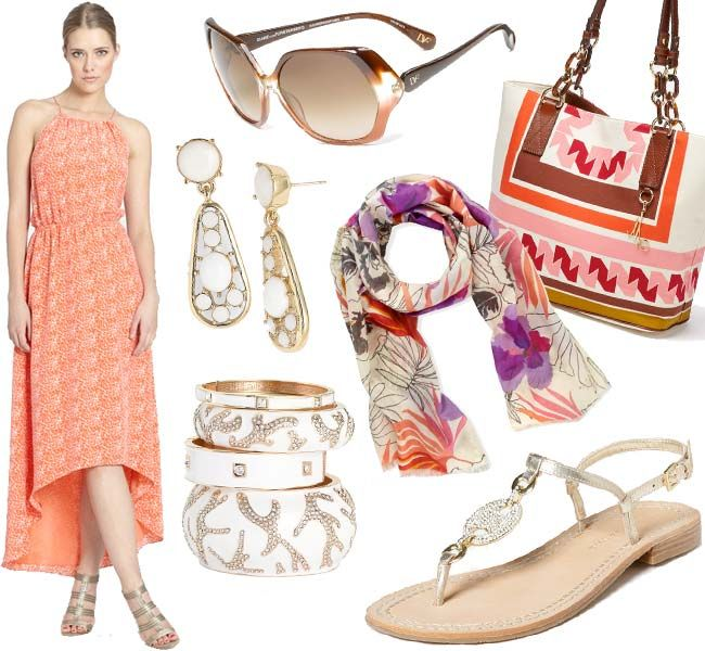Guests: What to Wear to a Beach Wedding | Nordstrom, Beach and Wedding