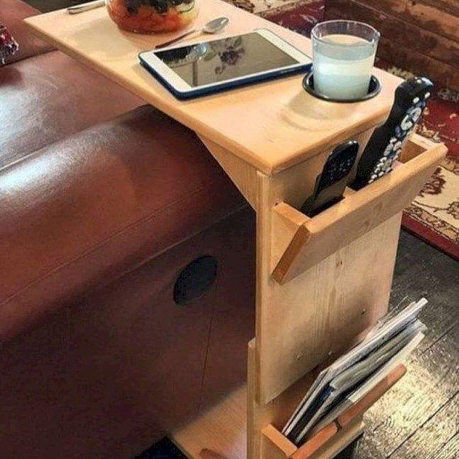 50 Enchanting Sofa Table Decorating Ideas Diy Sofa Table Wooden Couch Diy Sofa