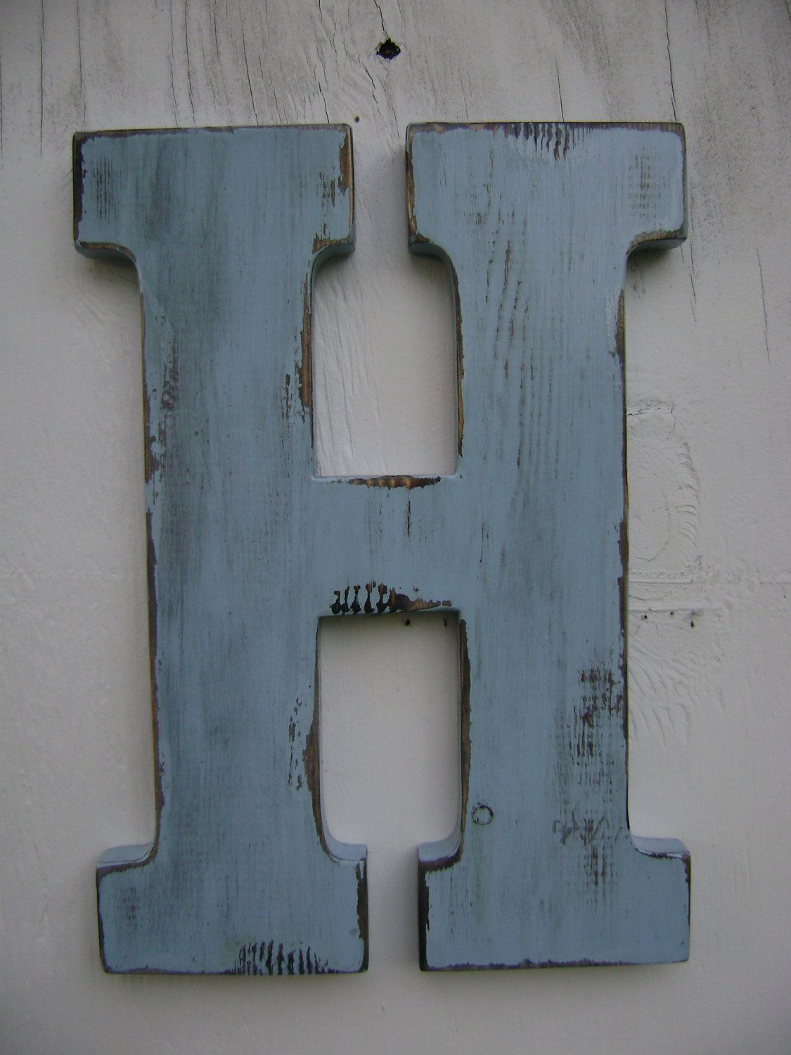 Pin By Jo Haynes On Decorating Wooden Letters Big Wooden Letters Shabby Chic Letters