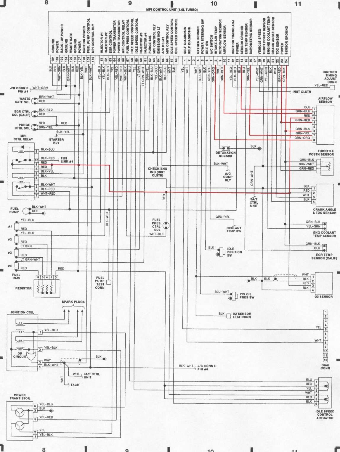 12 4g63 Engine Wiring Diagram Engine Diagram In 2020