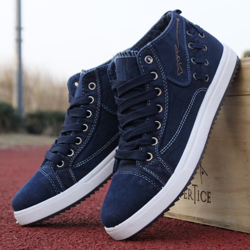 eca3ec2d57 Men Shoes Fashion Spring Summer Breathable Men Casual Shoes
